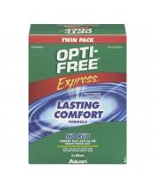 Opti-Free Express No Rub Lasting Comfort Formula