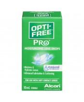 Opti-Free Moisturizing Lens Drops