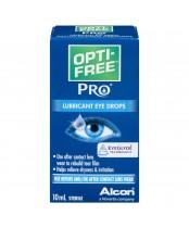 Opti-Free Pro Lubricant Eye Drops