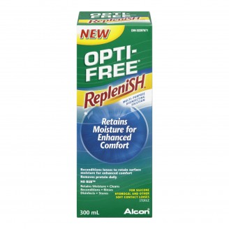 Opti-Free Replenish Multi-Purpose Disinfecting Lens Solution