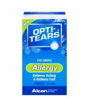Opti-Tears Allergy Eye Drops