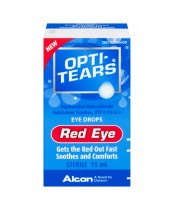 Opti-Tears Eye Drops For Red Eye