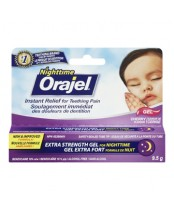 Orajel Baby Extra Strength Teething Gel for Nighttime