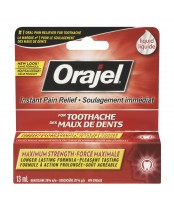 Orajel Maximum Strength Toothache Pain Relief Liquid