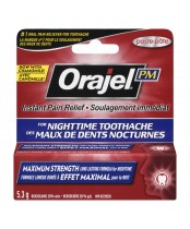 Orajel Toothache Relief Nighttime Formula