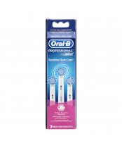 Oral-B Professional Sensitive Gum Care Replacement Brush Heads