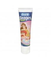 Oral-B Stages Disney Princess Toothpaste