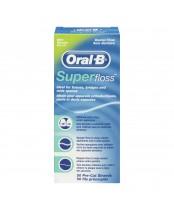 Oral-B Super Floss Dental Floss