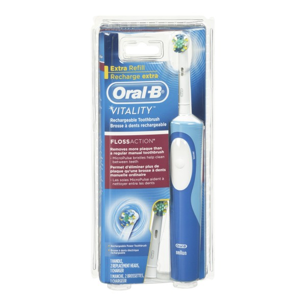 Oral B Floss Action Toothbrush Lesbian Couples With Man