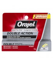 Orajel Double Action Toothache & Gum Relief