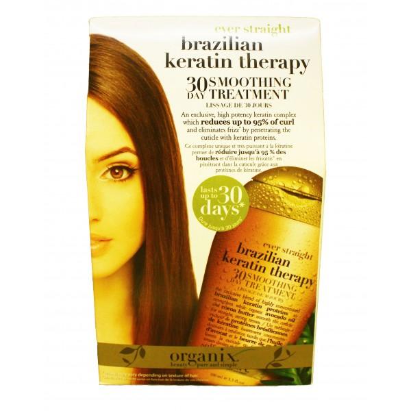 Buy Organix Ever Straight Brazilian Keratin Therapy ...