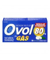 Ovol Gas Regular Strength
