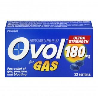 Ovol Gas Ultra Strength