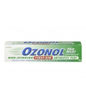 Ozonol Non-Stinging First - Aid Antibiotic Plus Ointment