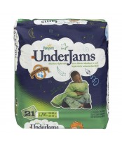 Pampers Underjams Absorbent Night Wear for Boys (Pack of 3)