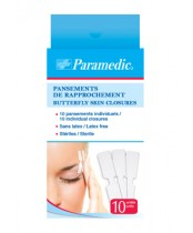 Paramedic Butterfly Skin Closure