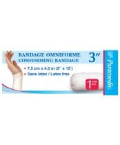 Paramedic Conforming Bandage 3 Inch