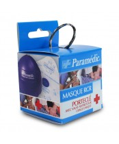 Paramedic Disposable Resuscitation Mask (Key Ring)