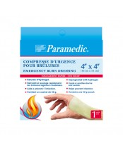 Paramedic Emergency Burn Dressing
