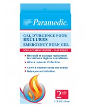 Paramedic Emergency Burn Gel