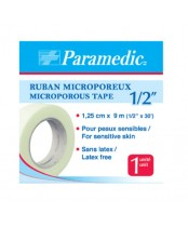 Paramedic Microporous Tape 1/2 Inch