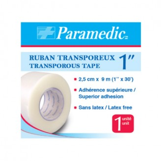 Paramedic Microporous Tape 1 Inch