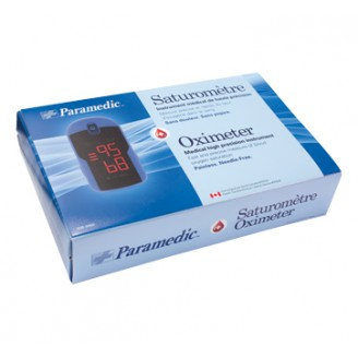 Paramedic Oximeter