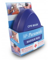 Paramedic Reusable Resuscitation Mask
