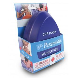 Paramedic Reusable Resuscitation Mask