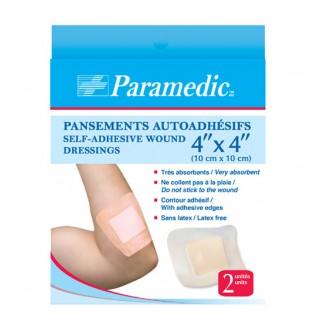 Paramedic Self-Adhesive Wound Dressings