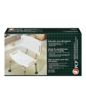 PCP Bath Safety Seat with Backrest