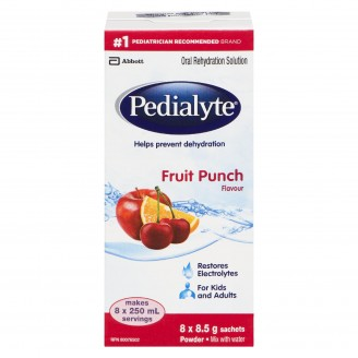 Pedialyte Fruit Punch