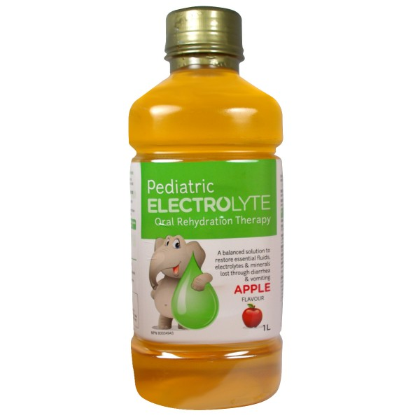 how to make electrolyte solution at home