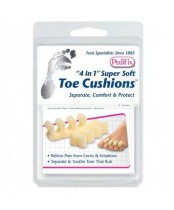 PediFix 4 in 1 Super Soft Toe Cushions