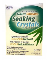 Pedifix TeaTree Ultimates Soaking Crystals Foot Bath