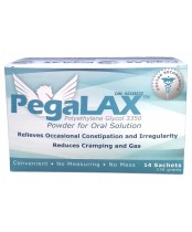 Pegalax Polyethylene Glycol Powder for Oral Solution