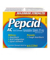Pepcid AC Maximum Strength - 10's