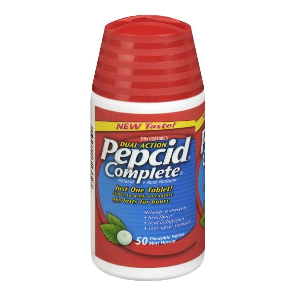 Pepcid Dosing For Infants