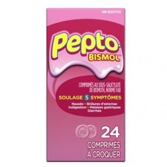 Pepto Bismol Chewable Tablets