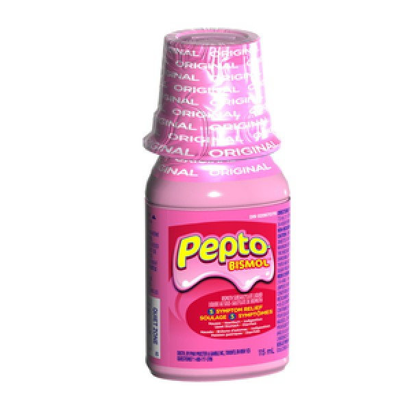 Buy Pepto Bismol Liquid In Canada Free Shipping Healthsnap