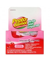 Pepto Bismol To-Go Chewable Tablets