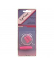 PharmaSystems byPink Tapered Soft Ear Plugs