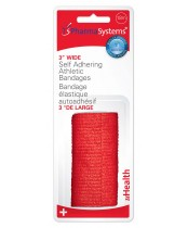 PharmaSystems uHealth Self Adhering Athletic Bandages
