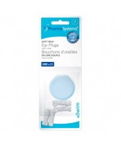 PharmaSystems uSwim Soft Wax Ear Plugs