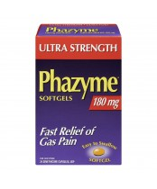 Phazyme Ultra Strength Gas Pain Relief Softgels