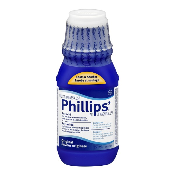 Buy Phillips Milk Of Magnesia In Canada Free Shipping
