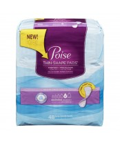 Poise Thin-Shape Pads