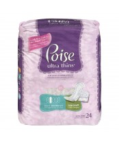 Poise Ultra Thins Light Absorbency Pads