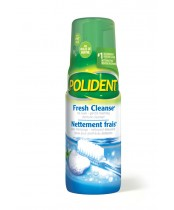 Polident Fresh Cleanse Foaming Anti-Bacterial Denture Cleanser