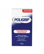 Poligrip Denture Adhesive Powder